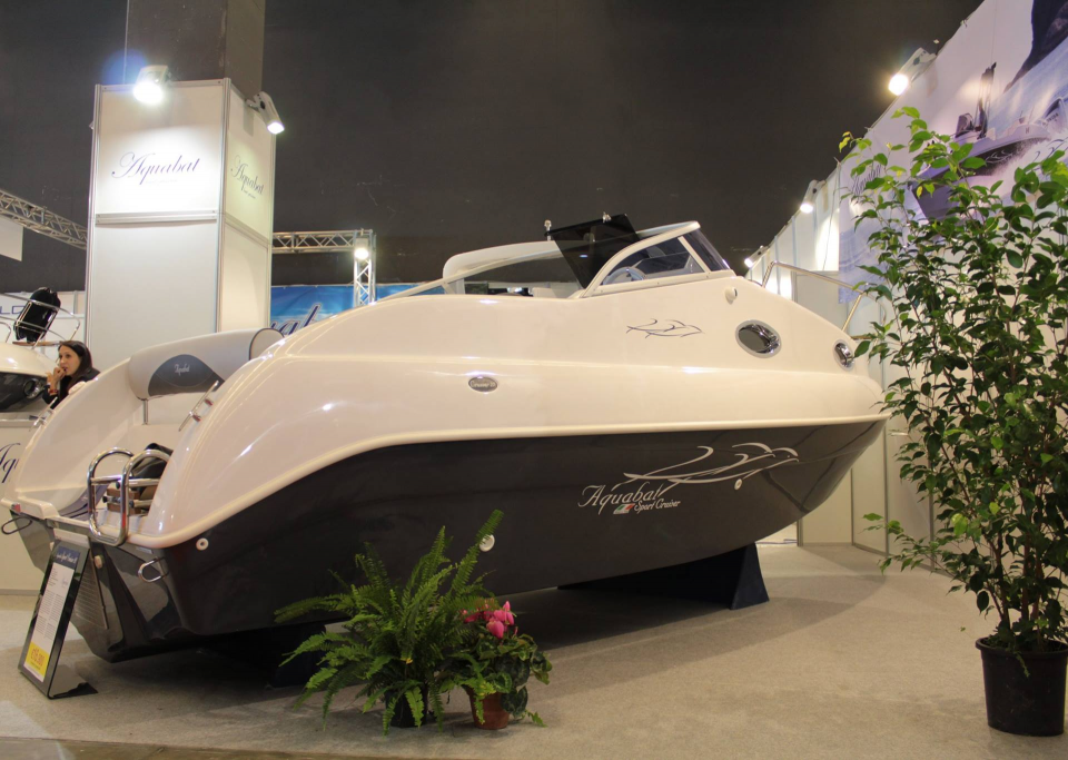 AQUABAT - SPORT CRUISER 20
